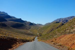 Road to the Cedarberg (Al Moore)